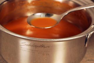 Reducción de Zanahoria y Jengibre