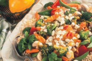 Receta Saladmaster Mélange de Verduras