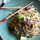 Carne & Bok Choy Lo Mein
