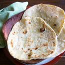 Pan Chapati Estilo Africa Oriental