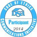 Saladmaster reconocida como participante en la Iniciativa de Comunicación 2014 del Código de Ética de la DSA