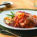 Saladmaster: Tilapia con Salsa de Tomate