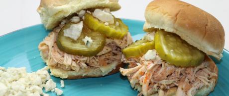 buffalo, chicken, ranch, slider, appetizer, football