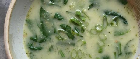 Broccoli Soup, Coconut Milk recipes