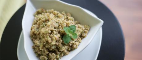 Ensalada Sorpresa de Quinoa