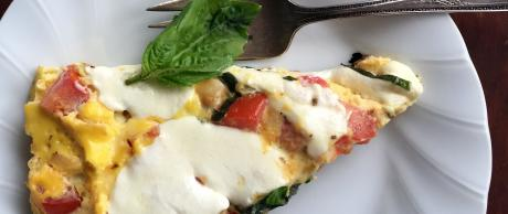 Saladmaster Recipe Caprese Frittata