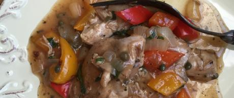 chicken recipe, braised chicken, easy and delicious chicken recipe