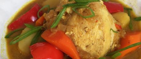 How to make curry