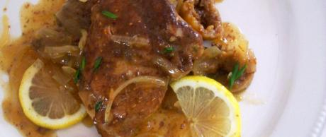 Saladmaster Recipe Cinnamon Braised Chicken with Figs