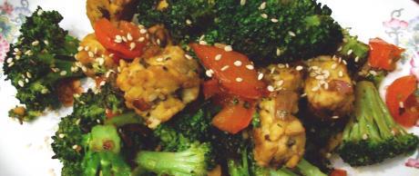 Brócoli & Tempeh