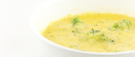 Sopa de Brócoli & Queso