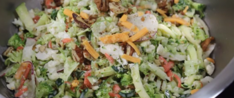 Saladmaster Recipe Broccoli Cauliflower Salad