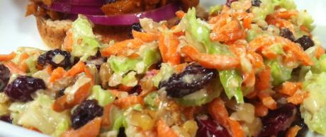 Receta Saladmaster Ensalada de Tallos de Brócoli