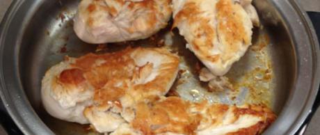 Saladmaster: echuga de Pollo Frita