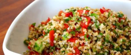 Saladmaster Healthy Solutions 316 Ti Cookware: Tabbouleh