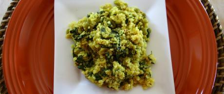 Quinoa de Mostaza Picante